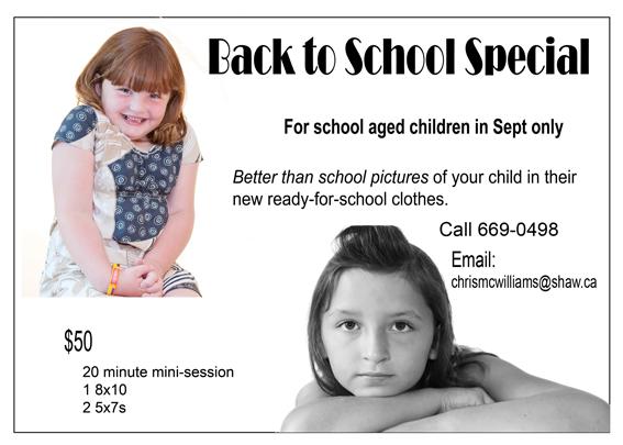 back to school special copyam 30a