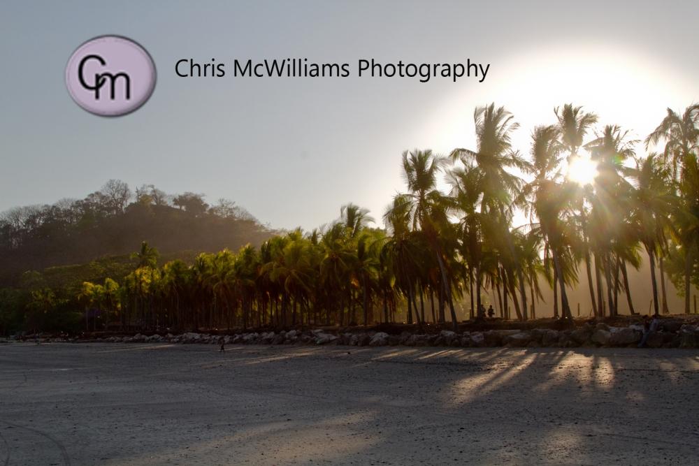 Costa Rica4: Samara Beach at Sunset (2/4)