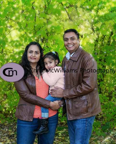 Winnipeg Family Portraits