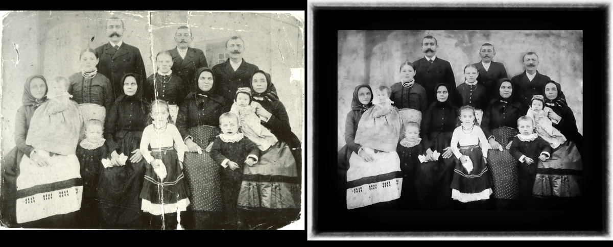 Winnipeg Photo Restoration